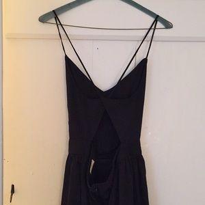Tobi Dresses - Black maxi dress
